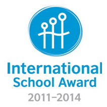 International School Award 2011-14 Logo